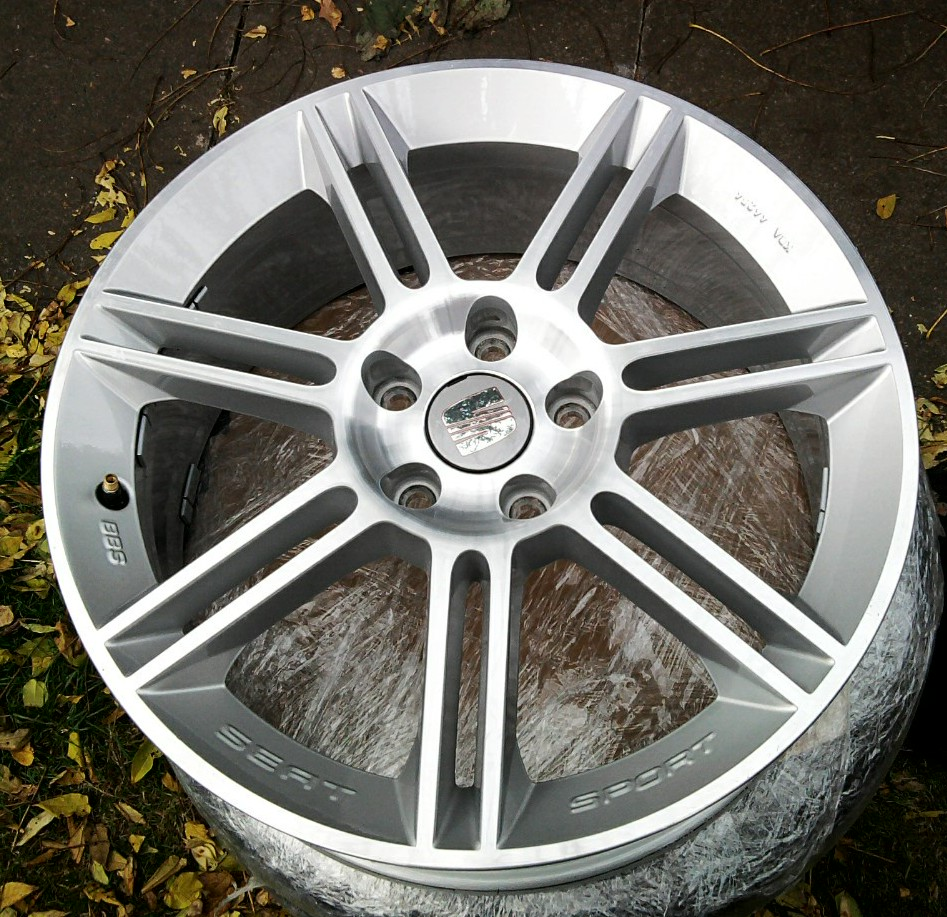 of these mk2 leon wheels,